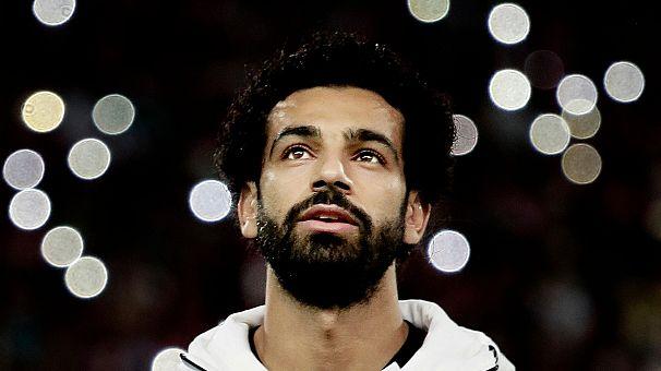 Mo Salah primé aux Laureus Awards