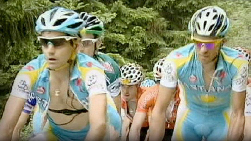 Team Astana : l'étendard du Kazakstan sur les routes
