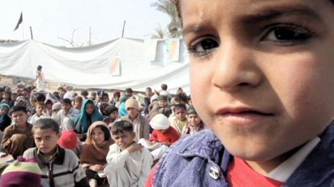 UNICEF'in eğitim faaliyetleri, bir çok ülkeye hayat veriyor