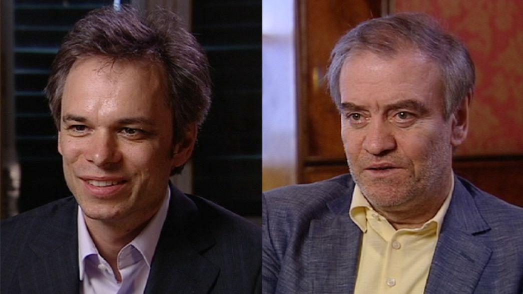 Bonus: Valery Gergiev y Benjamin Schmid