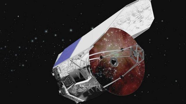"""""""Гершель"""": крупицы тепла в холодном космосе"""