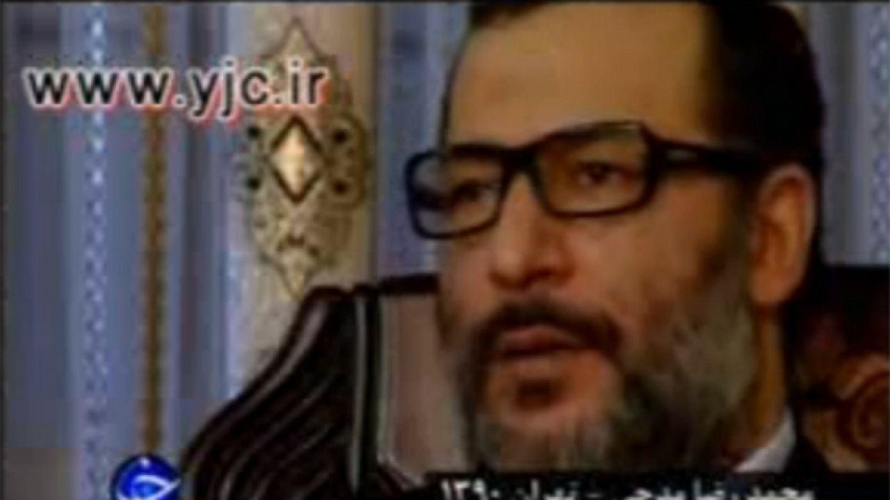محمد رضا مدحی، عامل نفوذی حکومت ایران یا ضد انقلاب دستگیر شده؟