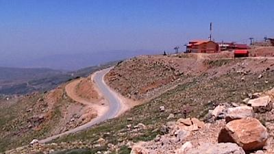 Golan Heights' undefined future