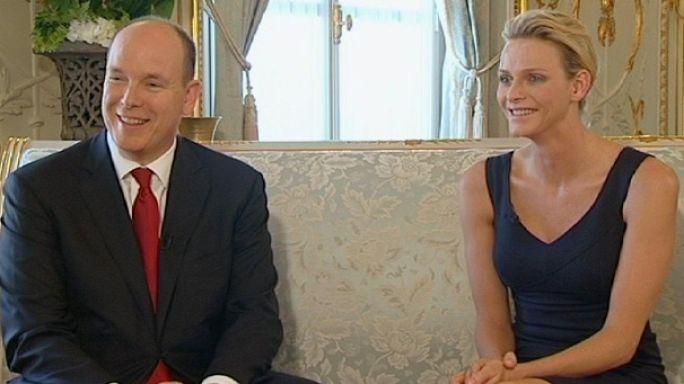 تحتفل موناكو الصغيرة في الأول و الثاني من تموز/يوليو بزواج الأمير ألبيرت و بطلة الألعاب الأولمبية الجنوب افريقية شارلين ويتستوك.