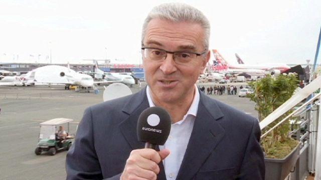 L'édition 2011 du Salon Aéronautique du Bourget est l'édition de tous les records