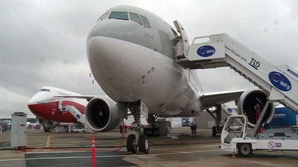 Airbus und Boeing mit neuen Plänen