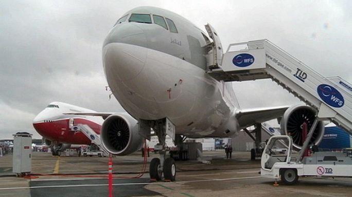 تعود الحرب مرة أخرى بين شركتي Airbus و Boeing في معرض باريس للطيران