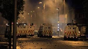 Belfast violence erupts ahead of marching season