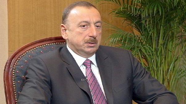 برون رفت از مناقشه قره باغ، در گفتگو با رییس جمهوری آذربایجان