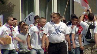 Zero tolerance for hooligans at Euro 2012