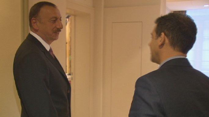 Azerbaijan president's perspective on Nagorno Karabakh impasse resolution