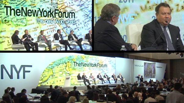 """Arap Baharı'na """"yatırım"""" bilmecesi"""