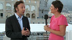 """Royal-Experte Stéphane Bern: """"Albert und Charlene sind ein modernes, lässiges Paar!"""""""