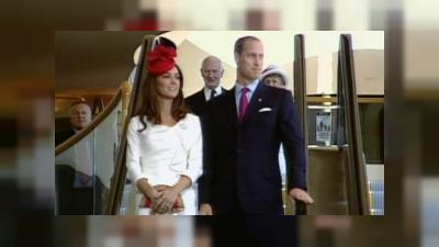 William and Kate cheered in Ottawa
