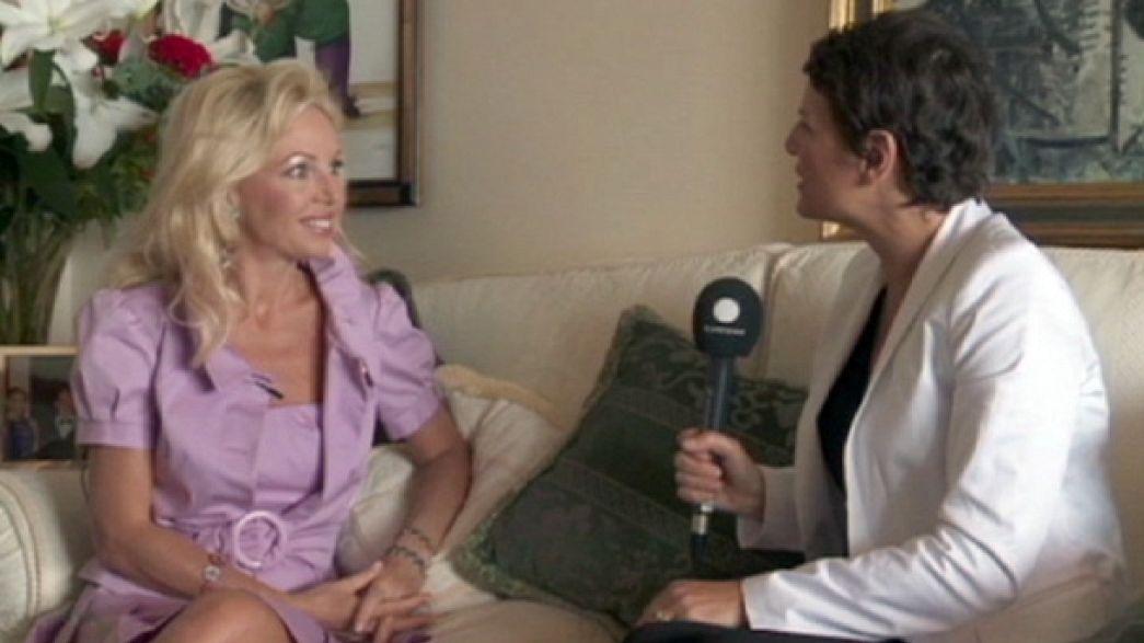 I novelli sposi di Monaco visti dalla Duchessa di Castro