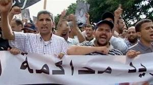 Protests to continue in Morocco despite referendum