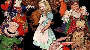 Back in the Day: the story of Alice in Wonderland