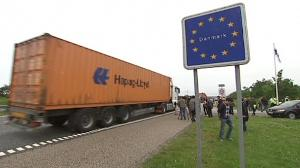 Denmark reinstates border controls and checks