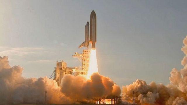 Space Shuttle ile uzaya son seyahat