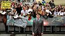 Huge crowds for final Potter premiere