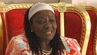 """Bience Gawanas: """"Os homens africanos têm de entender que somos iguais"""""""
