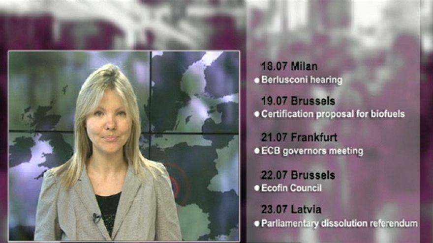 Europe Weekly': Eurokrise, Fisch und Drogenkrieg