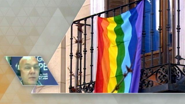 AB giriş sürecinde lezbiyen ve eşcinsel azınlığın hakları