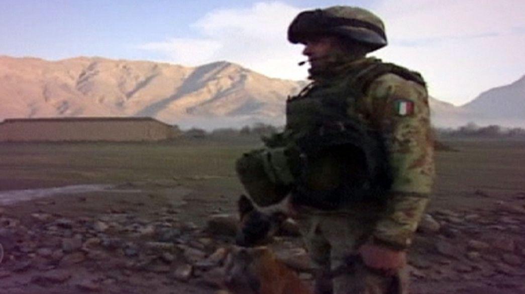 La salida de las tropas de Afganistán, en The Network