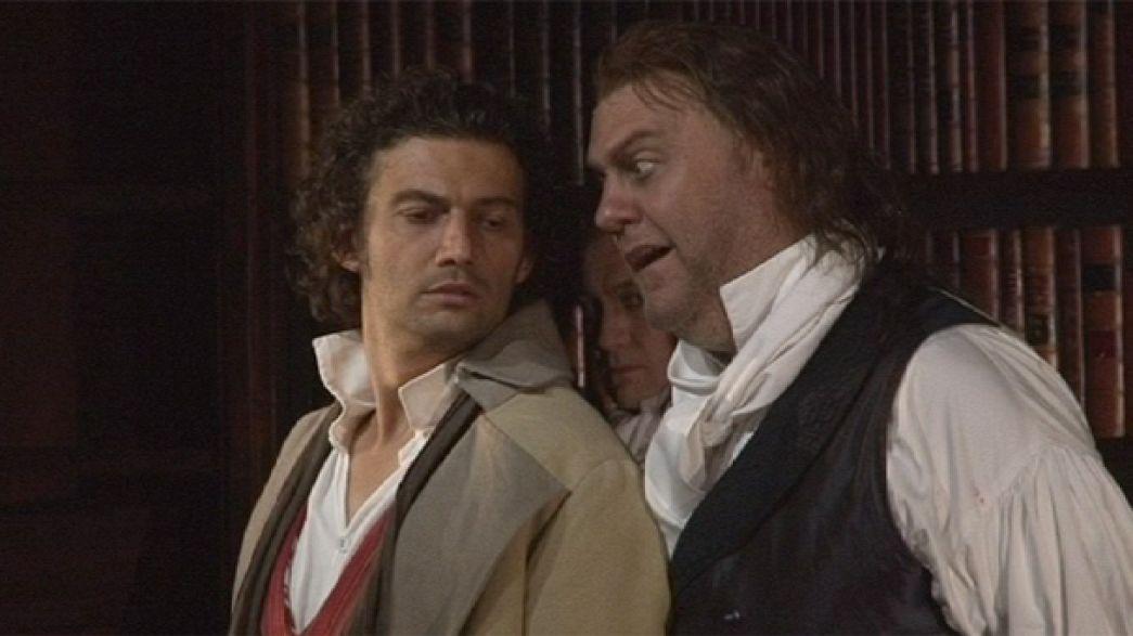 Los hombres de Tosca