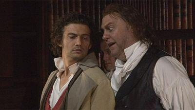 Die Männer von Tosca