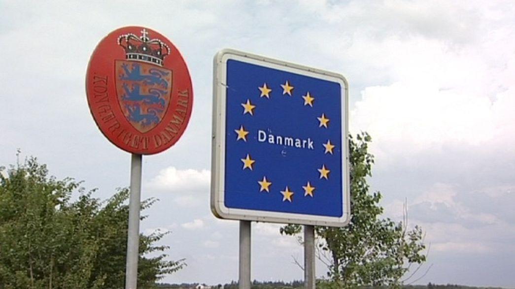 La Danimarca volta le spalle a Schengen