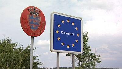 Dinamarca versus Schengen