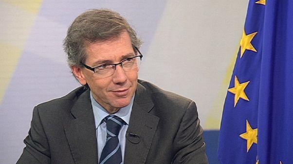 """Bernardino León: """"la UE tiene una gran responsabilidad en los países árabes"""""""