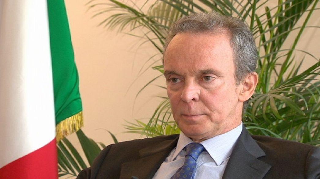 """Nelli Feroci, Ambasciatore italiano all'UE: """"l'Europa ha bisogno di un sistema agile per gestire le crisi"""""""