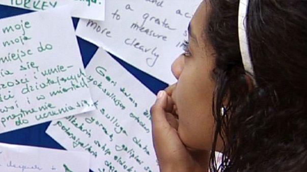 منظمة أشوكا تشجع روح المبادرة الاجتماعية في العالم