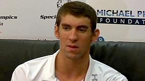 sport: Phelps ready for London Olympics
