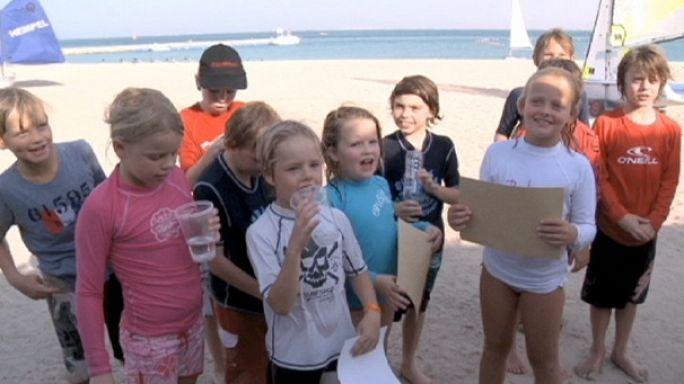 معسكرات الاطفال الصيفية في خدمة التعليم