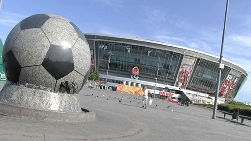 Vorbereitung auf ein Mega-Event: Euro 2012