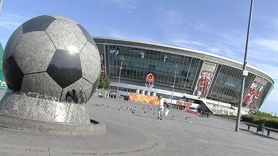 Euro 2012: l'Ucraina accelera i preparativi