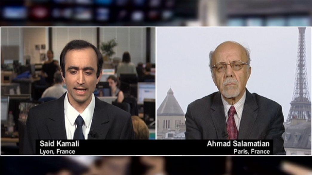Iranian leaders 'fear they will follow Mubarak'