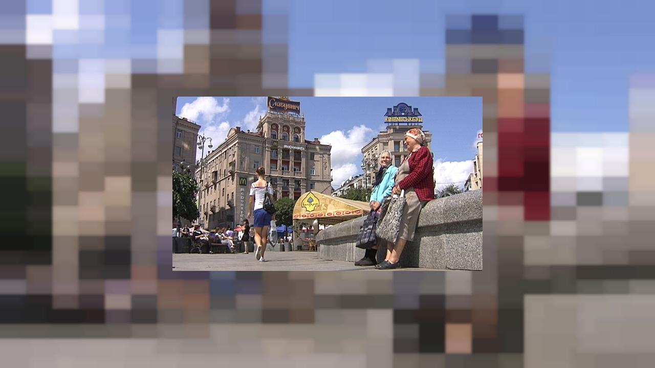 Kiew im Wandel der Zeit