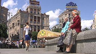 Kiev tra passato e presente