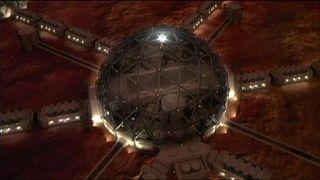 Doctor Who et la base martienne