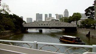 Ada ülkesi Singapur'un su ile imtihanı