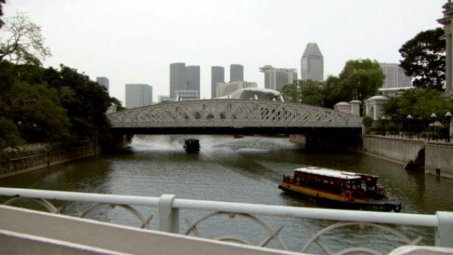 Сингапур: город чистой воды