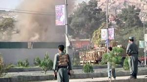 Suicide attack and gunfight at British Council in Kabul
