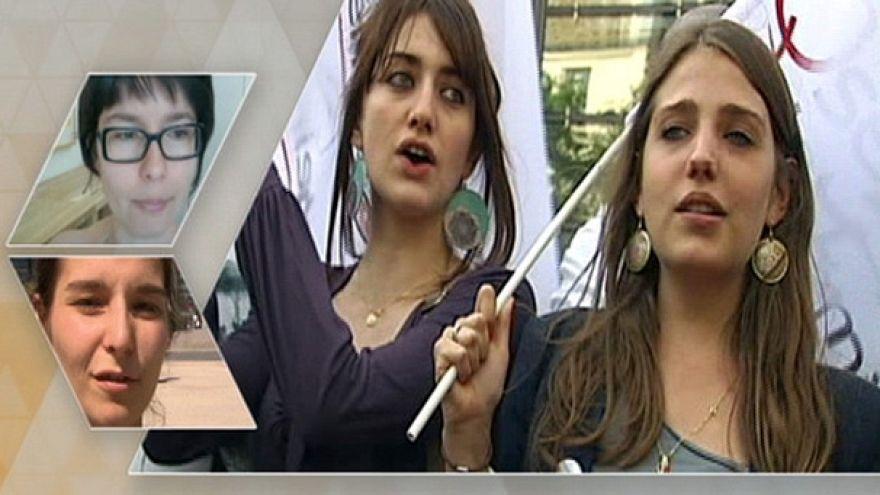 Cinsiyet ayrımcılığına karşı savaş