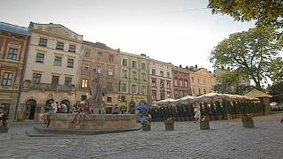 "Lviv, a ""Paris do leste"""