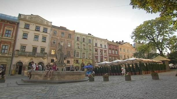 Lviv, the 'Little Paris'
