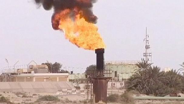 Libya end-game pulls down oil prices